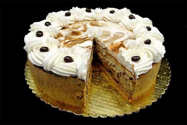 Coffee Chip Cheesecake