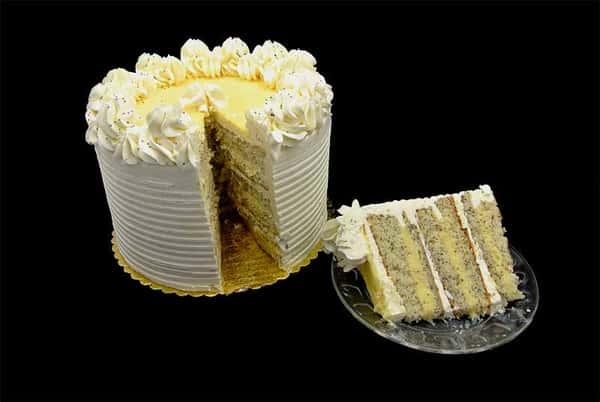 Lemon Diva Cake