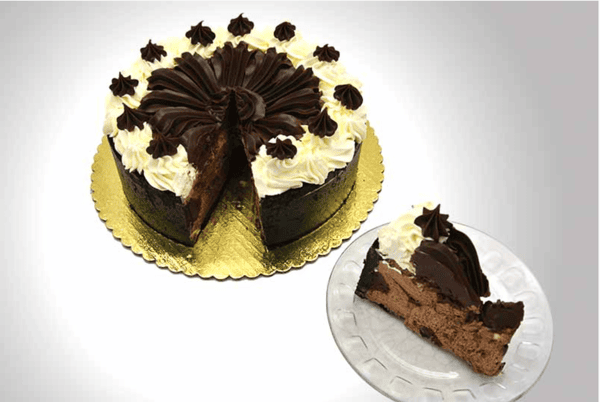Chocolate Ganache Mousse Tart