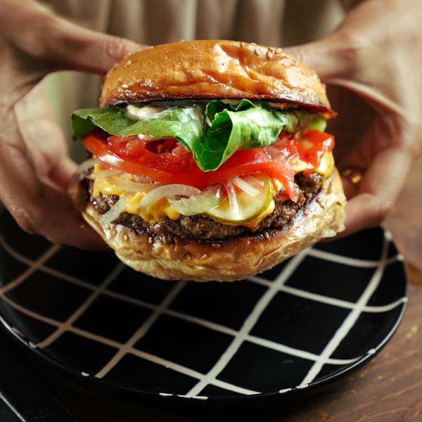 burger loaded