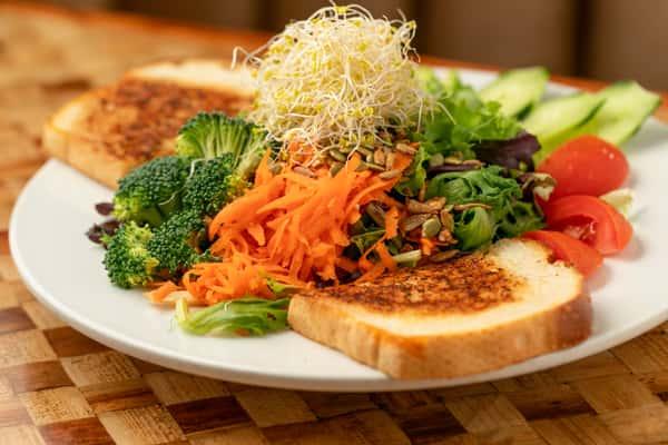 Vogue Healthy Salad
