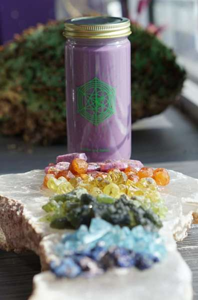 Juice and Crystals