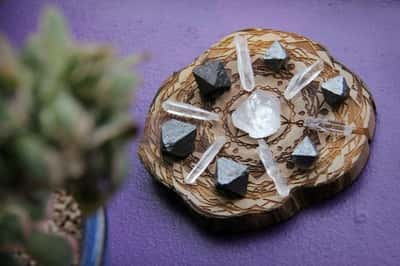 Crystal Wheel