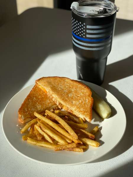 Blue Line Grilled Cheese