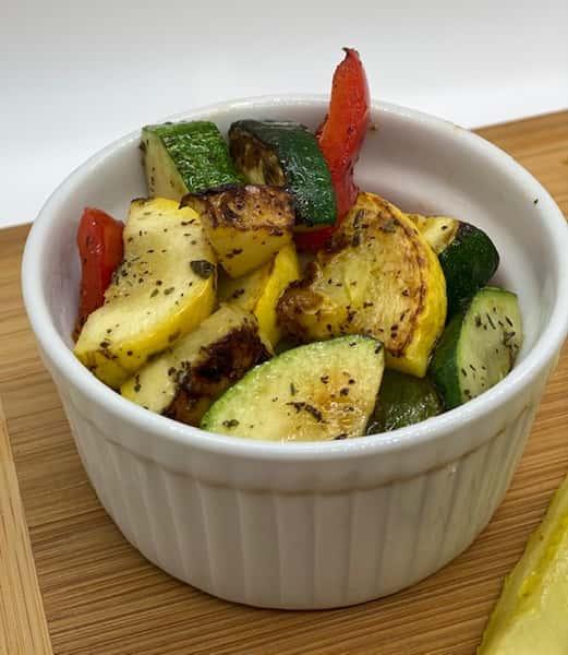 Sautéed Vegetable Medley