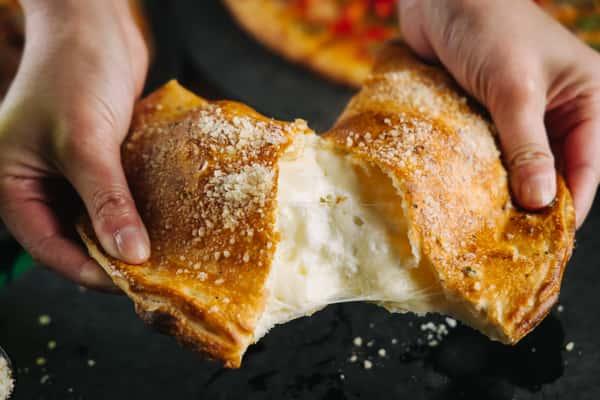 Ricotta & Cheese Calzone