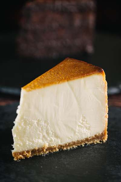 Our Famous New York Cheesecake