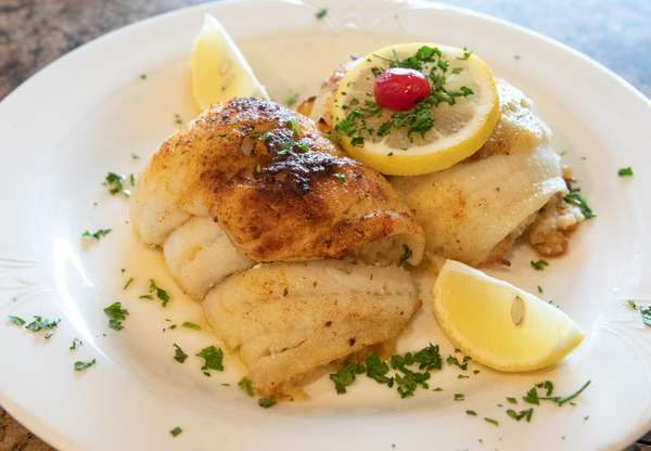 Fried Filet of Sole