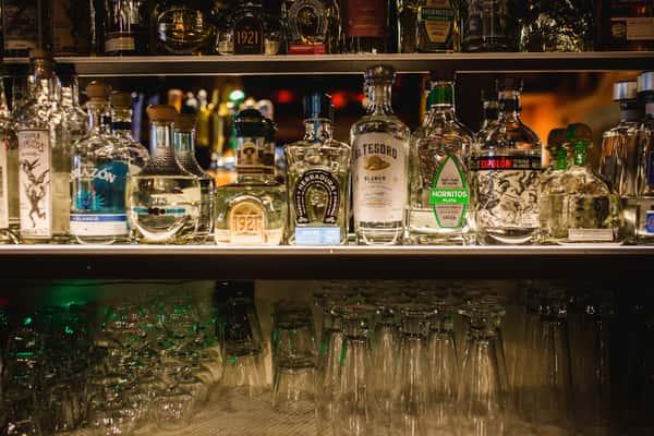 Bar at Los Dos Potrillos