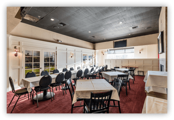 Malone's Banquet Room