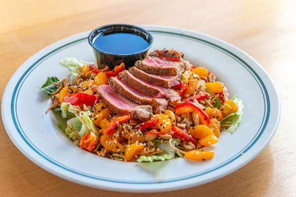 Cashew Tuna Salad