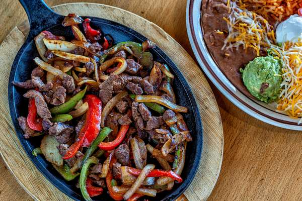 Fajita Bar