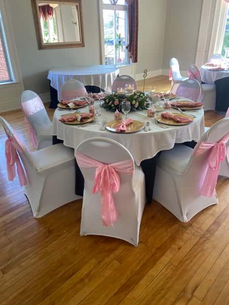 50 person all inclusive Wedding