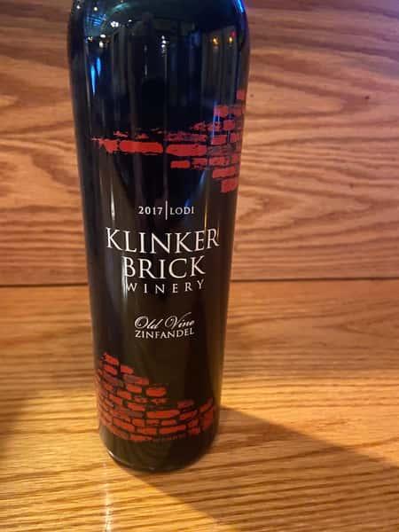 klinker brick Red Zin