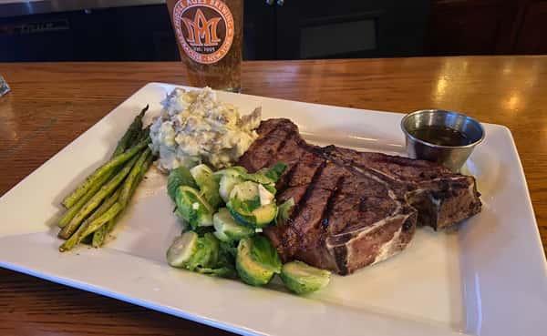 16-18 oz T-bone Steak
