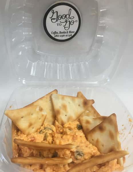 Jalapeno Pimento Cheese Snack Dip