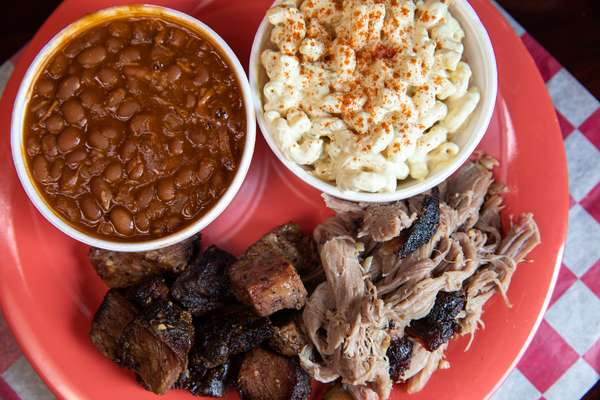 Choose 2 BBQ Meats