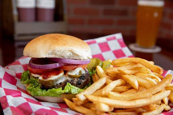 Texas Burger (Our Signature Burger)