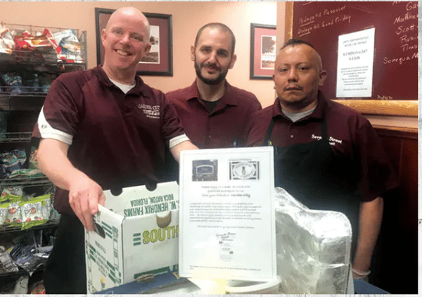 GC Meals for NYU Winthrop makes an impact