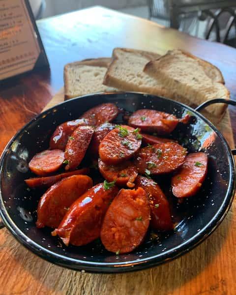 Spicy Mini Chorizo Sausage