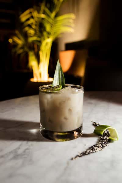 Midnight Margarita