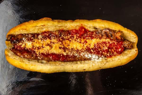 Sausage Parmesan
