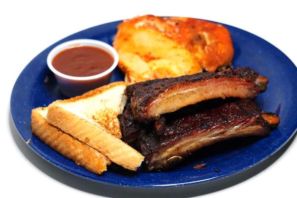 Ribs and Chicken Dinner