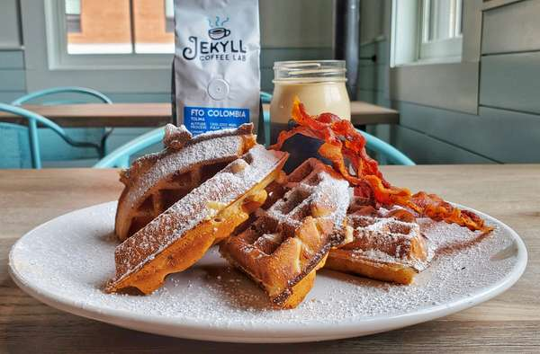 French Quarter Malted Waffle