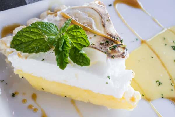 Organic Lemon Meringue Pie