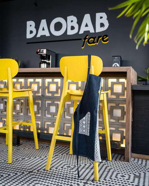 Baobab Fare interior