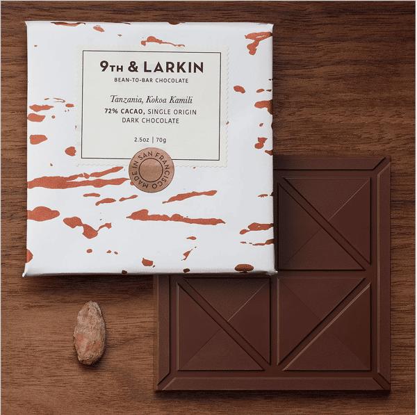 Chocolate: Kokoa Kamili, TANZANIA, 72% Cacao