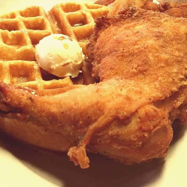 #7 Chicken & Waffles
