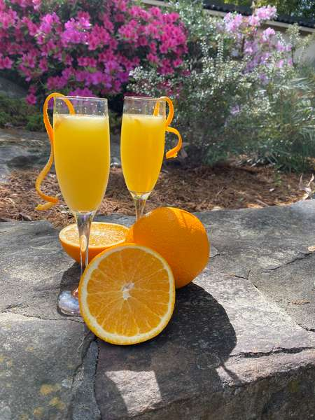 Complimentary Mimosas For All Moms 12-3pm