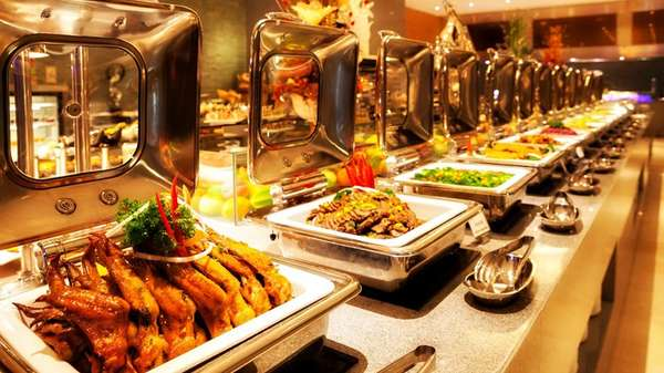 Select Custom Dinner Buffet