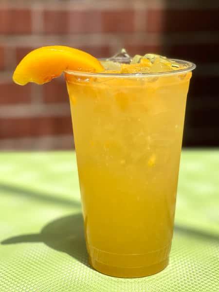 Peachy Keen Lemonade