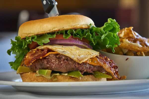 Pier 22 Burger