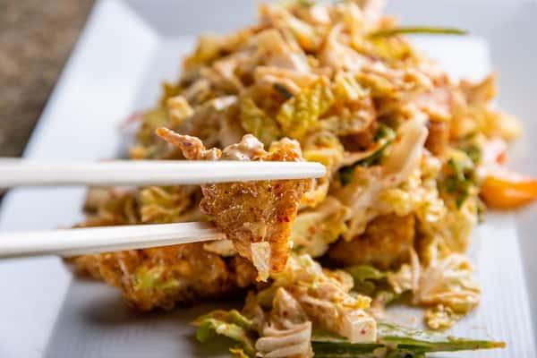 Sweet Thai Chicken