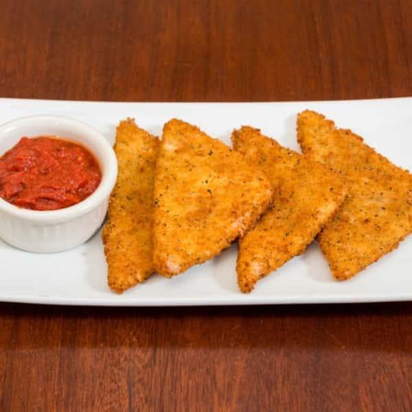 Fried Fresh Mozzarella