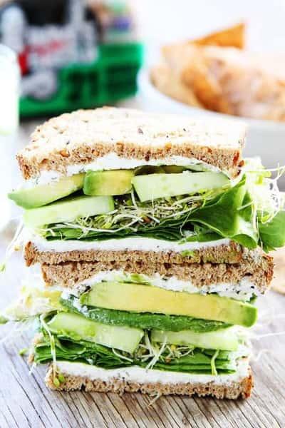 Mother Earth Sandwich