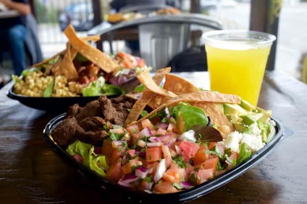 taco taco salad