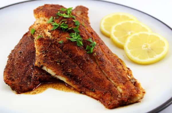 CAJUN FISH FAMILY MEAL