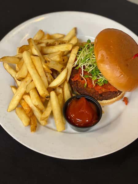 House Made Veggie Burger