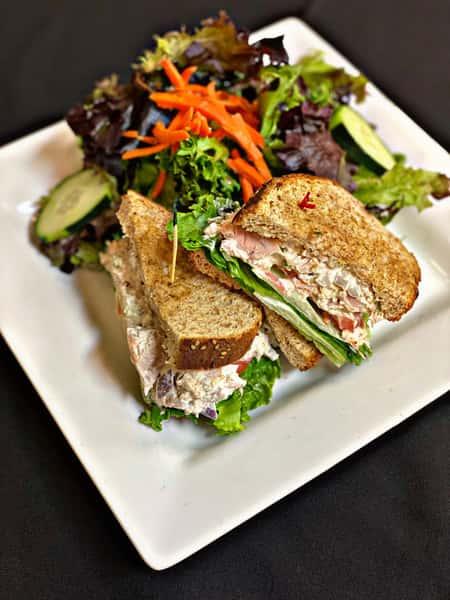 House Made Fresh Cold Tuna Salad Sandwich