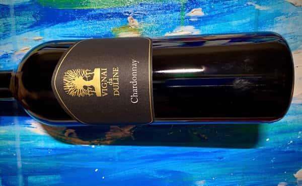 "Chardonnay, Duline Ronco ""Pitotti,"" Friuli 2015"