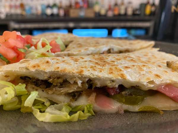 Duck Carnitas Quesadilla