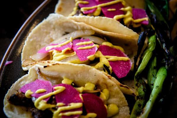 Duck Carnitas Tacos