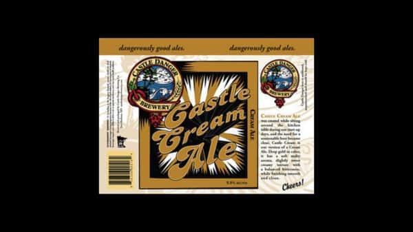 Castle Danger Cream Ale