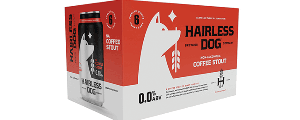 Hairless Dog NA COFFEE STOUT 6-Pack