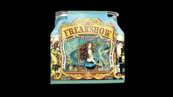 Freakshow Chardonnay 4-Pack