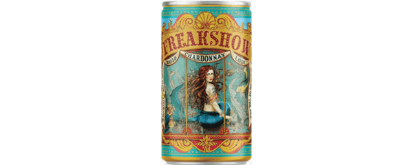 Freakshow Chardonnay Can - Michael David